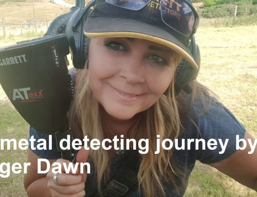My metal detecting journey by Digger Dawn