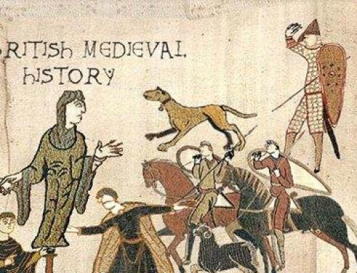 British Medieval History interview Arch MD Mag Editor – Dave Sadler