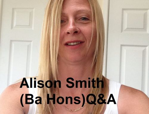 Q&A with Alison Smith ( BA Hons )