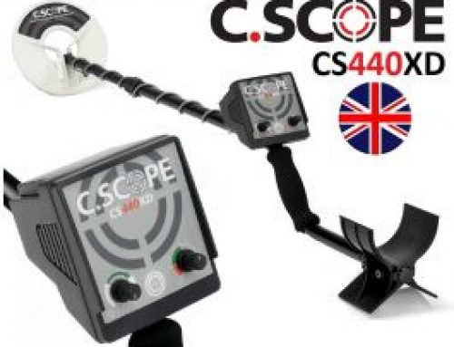 C-Scope 440XD with starter pack review.