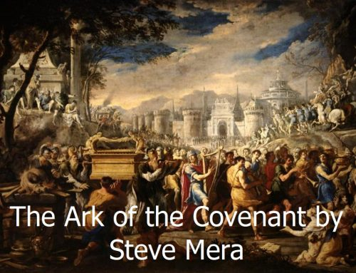 The Ark of the Covenant by Steve Mera