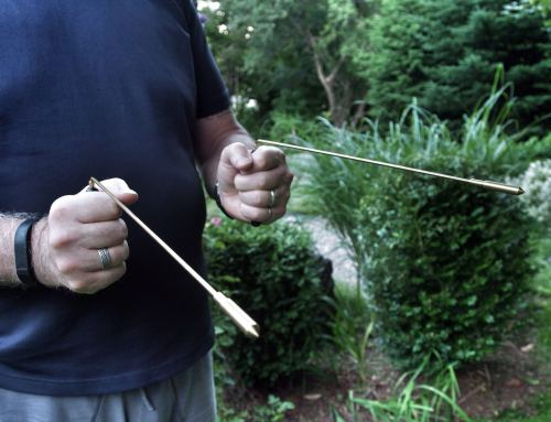 DOWSING RODS – FACT OR FICTION ? A BEGINNERS GUIDE