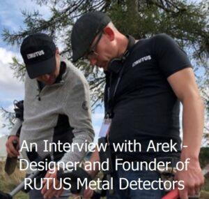 Arek with Luke archmdmag.com co-editor at Detecival 2019