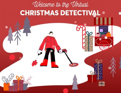VIRTUAL DETECTIVAL: NEXT WEEK!!