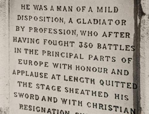 John Parkes – Gladiator