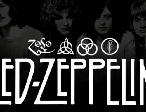 Hammer of the Gods – The Occult Symbolism of Led Zeppelin by Steven Edward Markham