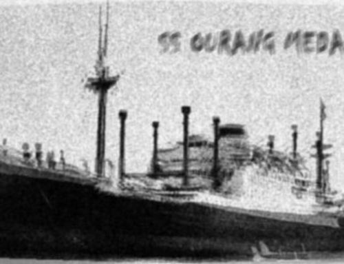 The Ourang Medan Death Ship