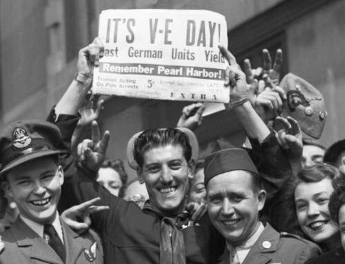 VE DAY – STORIES FROM FAMILY OF WAR HEROES & WW2 METAL DETECTING FINDS.